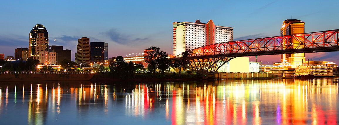 Louisiana-locations